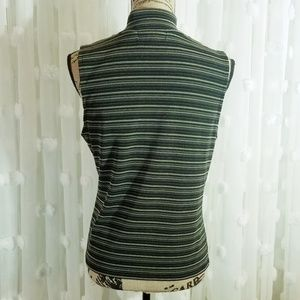 Alfani Tops - ALFANI Striped Tank